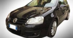 Volkswagen Golf 5 Black