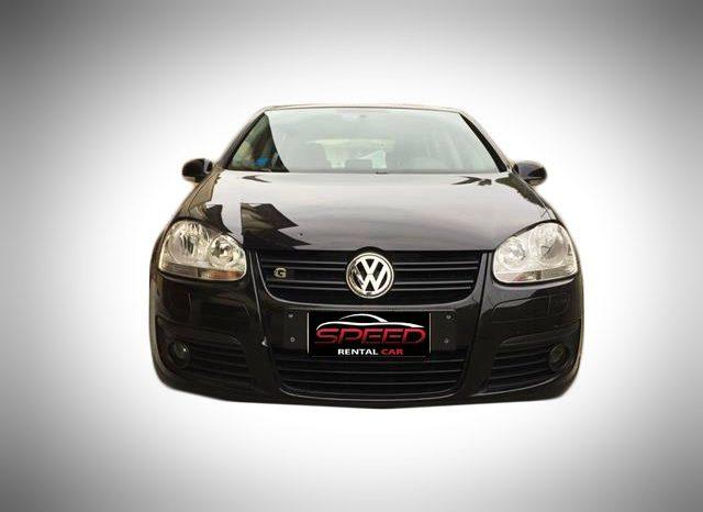 Volkswagen Golf 5 Black full