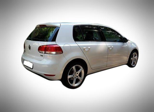 Volkswagen Golf 6 full
