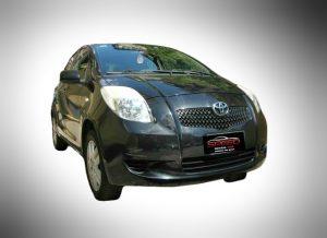 Toyota Yaris me Qera, Toyota Yaris for Rent - Speed Rental Car, Agjensi makinash me qera, lider ne Tirane per standardet e larta