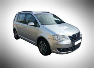 Volkswagen Touran me Qera Tirane - Speed Rental Car, Agjensi makinash me qera, lider ne Tirane per standardet e larta te shërbimit me çmimet më të ulëta.